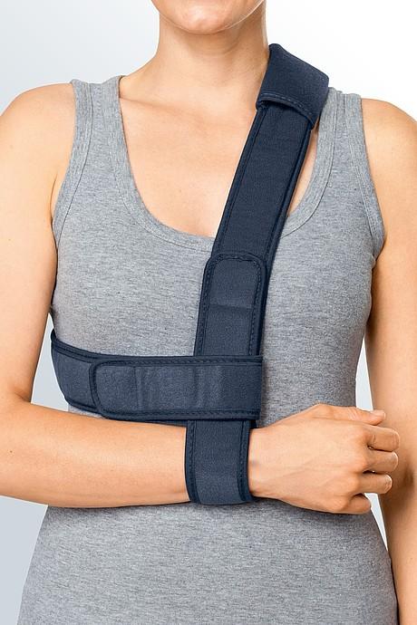 medi easy sling shoulder orthosis for immobilisation neck relief