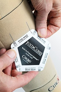 circaid Built-In-Pressure System card