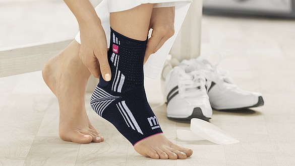 Achilles tendon supports from medi - Achilles tendon supports from medi