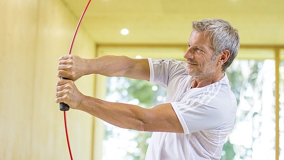 Shoulder supports medi archery -