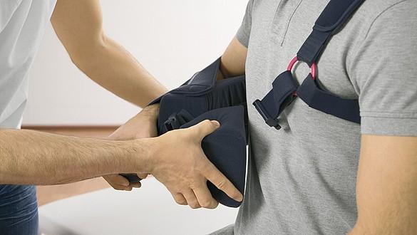 medi SAS® multi shoulder abduction cushion from medi - medi SAS® multi shoulder abduction cushion from medi